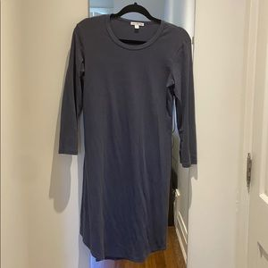 James Perse cotton dress size 2 (small)